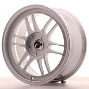 JR Wheels JR7 17x8 ET35 5H BLANK Silver