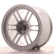 JR Wheels JR7 18x10,5 ET15 5H BLANK Silver
