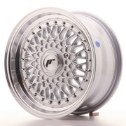 Japan Racing JR9 15x7 ET20 4x100/108 Silver+S