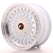 Japan Racing JR9 15x7 ET20 4x100/108 White
