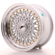 Japan Racing JR9 15x8 ET20 Blank Silver