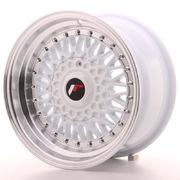 Japan Racing JR9 15x8 ET20 4x100/108 White