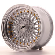 Japan Racing JR9 15x9 ET10 Blank Silver