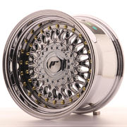 Japan Racing JR9 15x9 ET10 4x100/108 Chrome