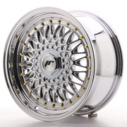 Japan Racing JR9 16x7,5 ET25 Blank Chrome