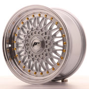 Japan Racing JR9 16x7,5 ET25 Blank Silver