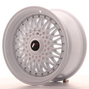 Japan Racing JR9 16x8 ET25 4x100/108 Full White