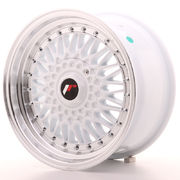 Japan Racing JR9 16x8 ET25 4x100/108 White