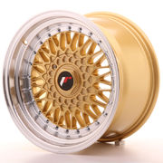 Japan Racing JR9 16x9 ET20 Blank Gold