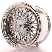 Japan Racing JR9 16x9 ET20 4x100/108 Chrome