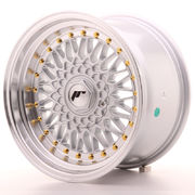 Japan Racing JR9 16x9 ET20 4x100/108 Silver