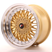 Japan Racing JR9 17x10 ET20 5x112/120 Gold