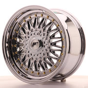 Japan Racing JR9 17x8,5 ET20-35 Blank Chrome