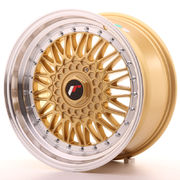 Japan Racing JR9 17x8,5 ET20-35 Blank Gold