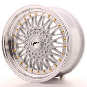 Japan Racing JR9 17x8,5 ET20-35 Blank Silver