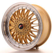 Japan Racing JR9 18x8 ET35-40 Blank Gold