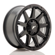 JR Wheels JRX1 17x8 ET20 6x139,7 Matt Black
