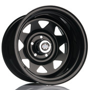 Jack Wheeler Rocky AT Matt Black 17x10 ET-44 5x127
