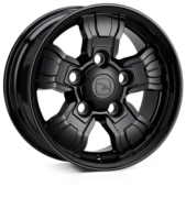 Hawke Osprey Widetrack Black 18x9.0 5x165 ET25