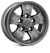 Hawke Osprey Widetrack Frozen Grey 18x9.0 5x165 ET25