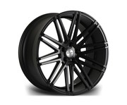 Riviera Rv120 22x10.5 5x120 74.1 42 Matt Black