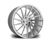 Riviera Rv199 19x8.5 5x112 Et 45 66.6 Silver Brushed