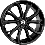 21x9.5 5x112 ET35 SSR III Dark Gunmetal Polished R13