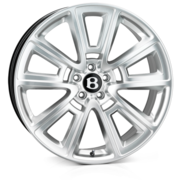 SSR High Power Silver R13 20x9.0 5x112 ET30