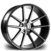 Stuttgart St9 19x9.5 5x112 73.1 40 Black Polished