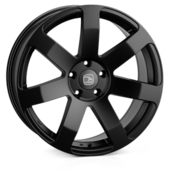Hawke Summit Matt Black 20x9.0 5x120 ET35