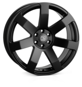 Hawke Summit Matt Black 20x9.0 6x114 ET30