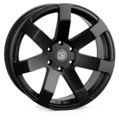 Hawke Summit Matt Black 20x9.0 6x139 ET30