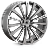 Hawke Chayton Gunmetal Highlighted 20x8.5 5x120 ET48
