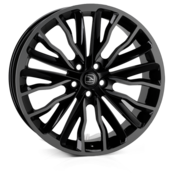 Hawke Harrier Black Shadow 22x9.5 5x120 ET40