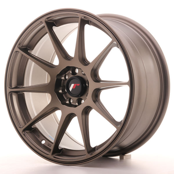 Japan Racing JR11 17x8,25 ET35 4x100/114,3 MatBrnz