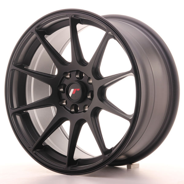 JR Wheels JR11 17x8,25 ET35 5x112/114,3 Matt Black