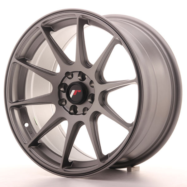 Japan Racing JR11 17x8,25 ET35 5x112/114,3 Matt GM