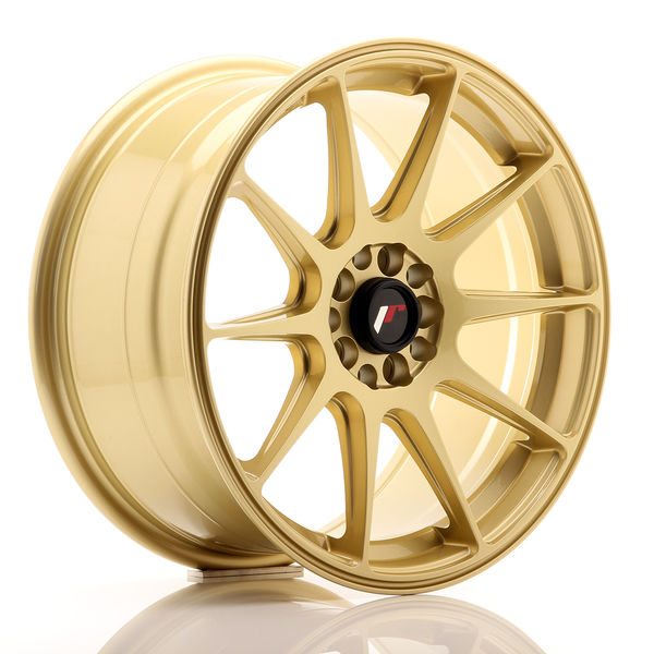 JR Wheels JR11 17x8,25 ET35 5x100/108 Gold