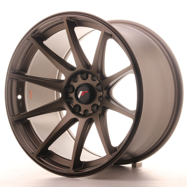 Japan Racing JR11 18x10,5 ET0 5x114/120 Dark Bronz