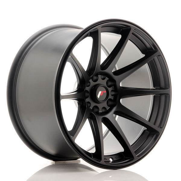 JR Wheels JR11 18x10,5 ET0 5x114/120 Flat Black