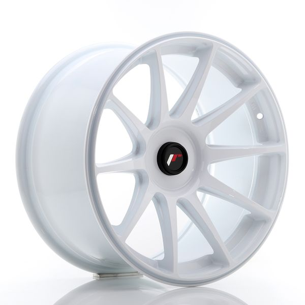 JR Wheels JR11 18x10,5 ET22-25 BLANK White