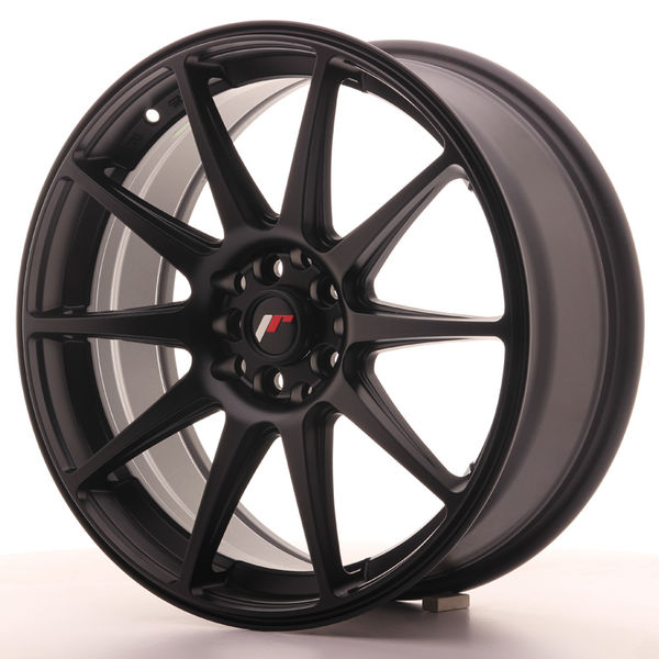 JR Wheels JR11 18x7,5 ET40 5x112/114 Flat Black