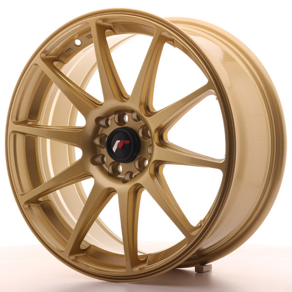 Japan Racing JR11 18x7,5 ET35 5x100/120 Gold