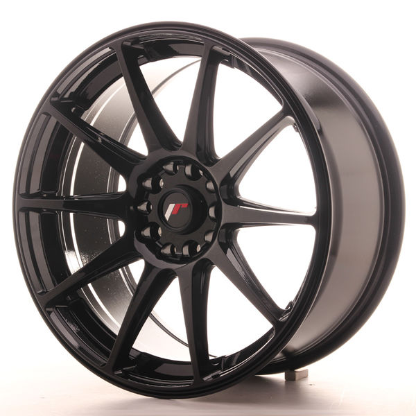 Japan Racing JR11 18x8,5 ET40 5x112/114 Glossy Bla