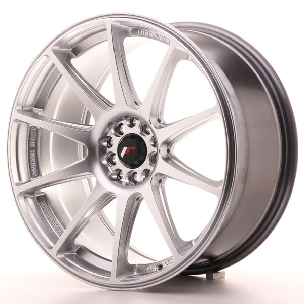 Japan Racing JR11 18x8,5 ET40 5x112/114 Silver Mac