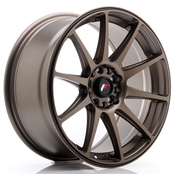 JR Wheels JR11 18x8,5 ET35 5x100/108 Dark Bronze