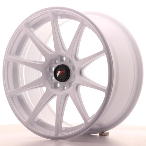 JR Wheels JR11 18x8,5 ET35 5x100/108 White