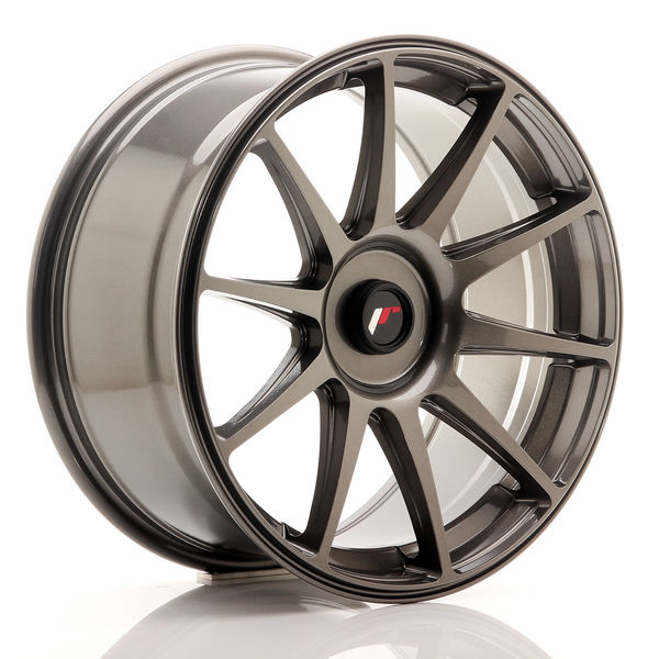 JR Wheels JR11 18x8,5 ET20-40 Blank Hyper Gray
