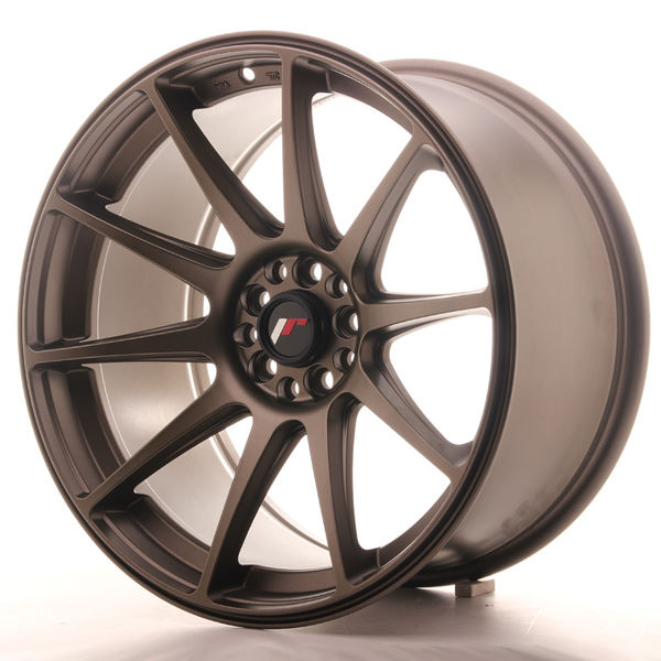 JR Wheels JR11 18x9,5 ET30 4x108/114,3 Dark Bronze