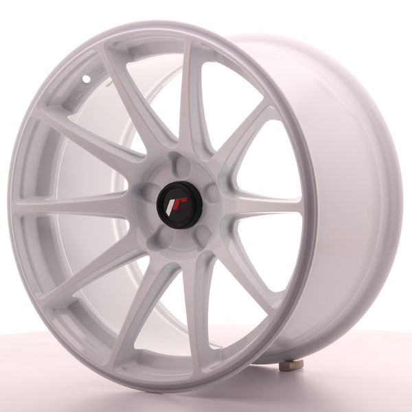 Japan Racing JR11 18x9,5 ET30 5H Blank White